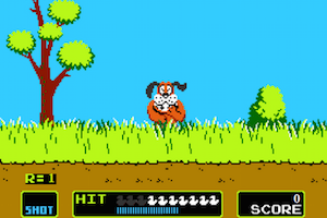 CSS only Duck Hunt game
